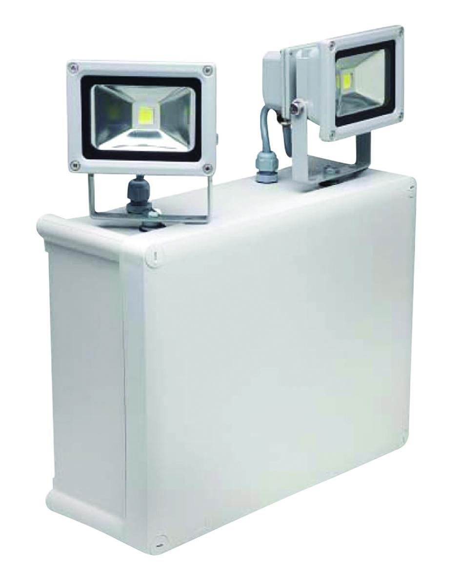 Latest from Legrand: Weatherproof LED Emergency