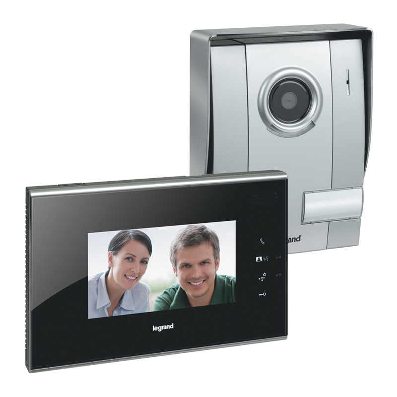 New From Legrand Video Door Entry Kits Voltimum