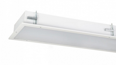 Latest from Pierlite: Cleanroom LED Cyanosis Troffer |